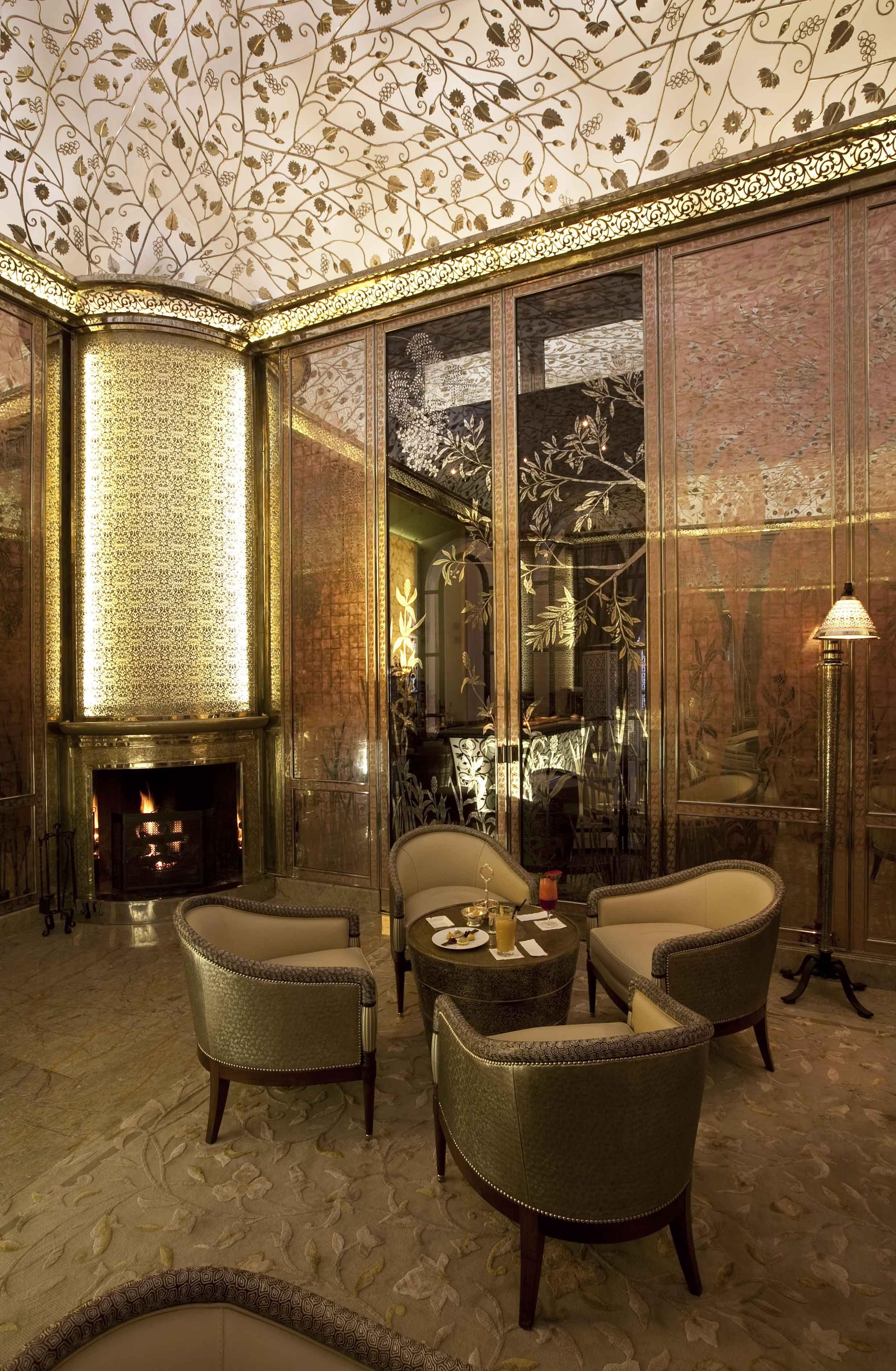 Marrakech Decoration D Interieur incredible interiors design inside the royal mansour bar