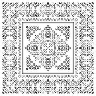 39+ Blackwork pattern information