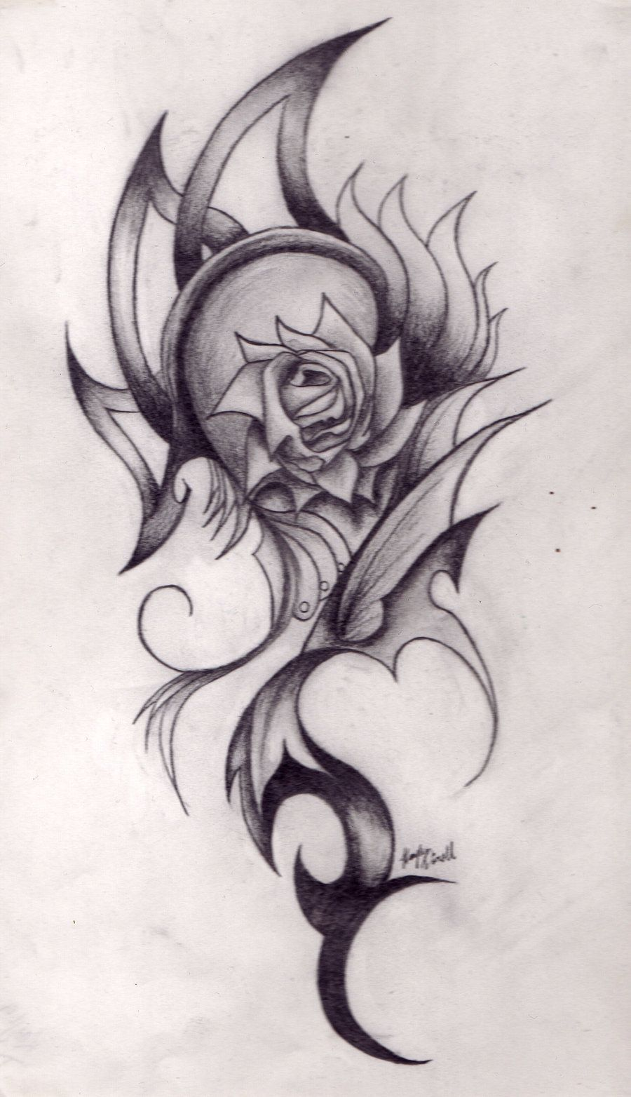 Abstract love pencil drawing danasrhk top