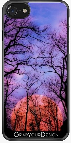 Case for Iphone 7/7S - Moonrise canyon - by PINO