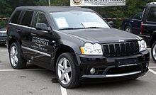 Jeep Grand Cherokee Wk Wikipedia Jeep Grand Cherokee Grand