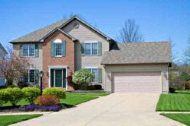According To Realtytrac An Online Marketer Of Foreclosed Properties More Than One Million H Garage Door Opener Remote Modern Garage Doors Custom Garage Doors