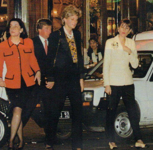 Diana à Paris pour le 1er Mai  - 1993 _ Suite