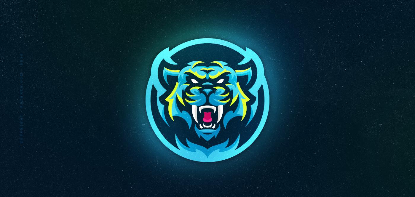 3 Beast Illustrations on Behance Beast logo, Game logo
