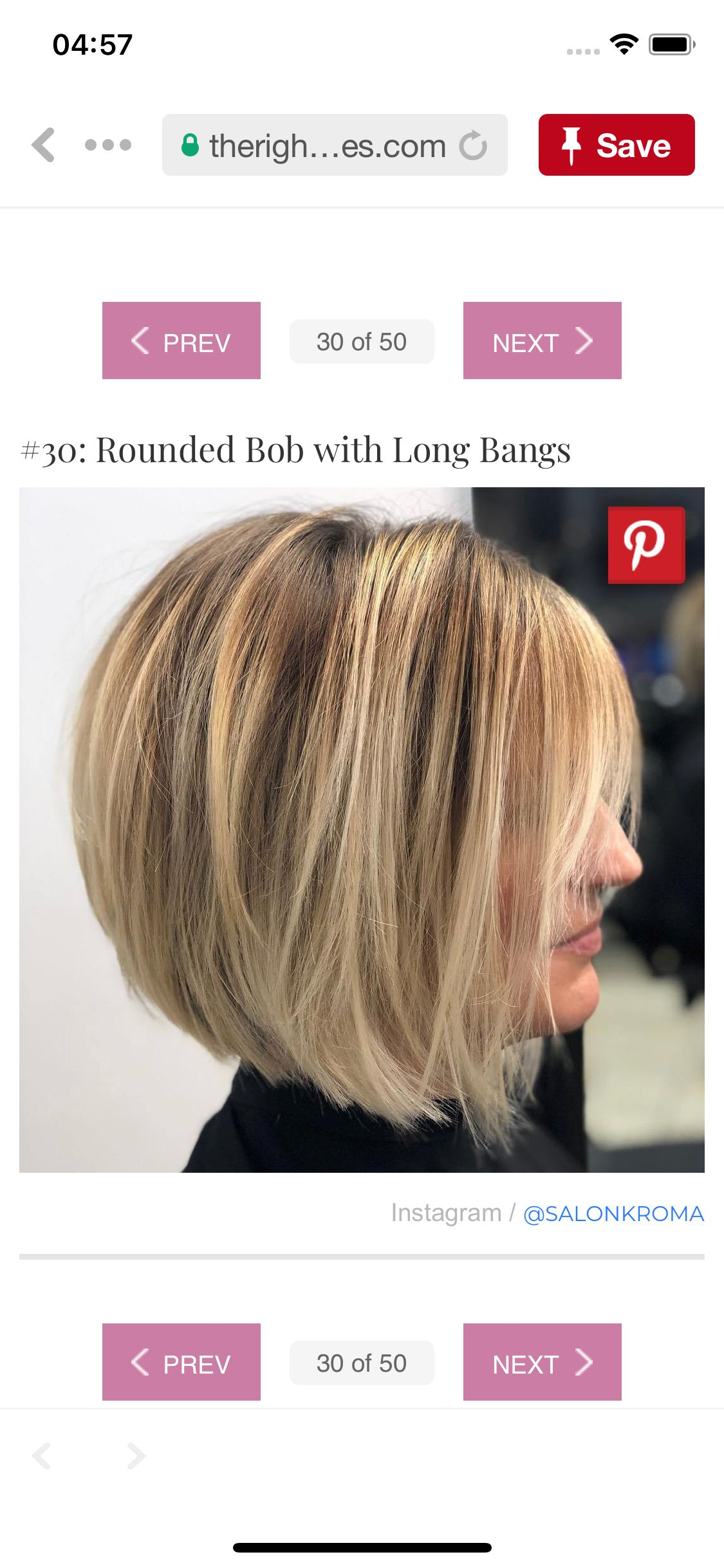 Step cutting hairstyle boy pin by pascale on haar in   pinterest  bobs hair cuts and