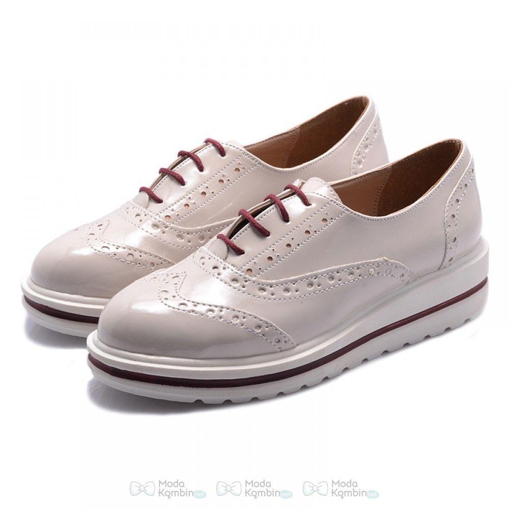 Bayan Oxford Ayakkabi Modelleri Moda Kombin Oxford Oxford Ayakkabi Ayakkabilar
