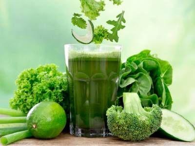 jugos verdes para bajar de peso recetas de puerto