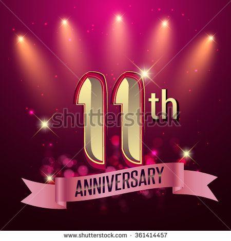 Yuyut Baskoro S Portfolio On Shutterstock Happy Anniversary Cards Party Poster Invitation Background