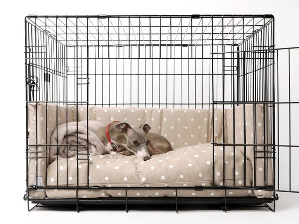 Dog Crates Can Be Cosy Dog Crate Mattress Crate Bed Dog Bed