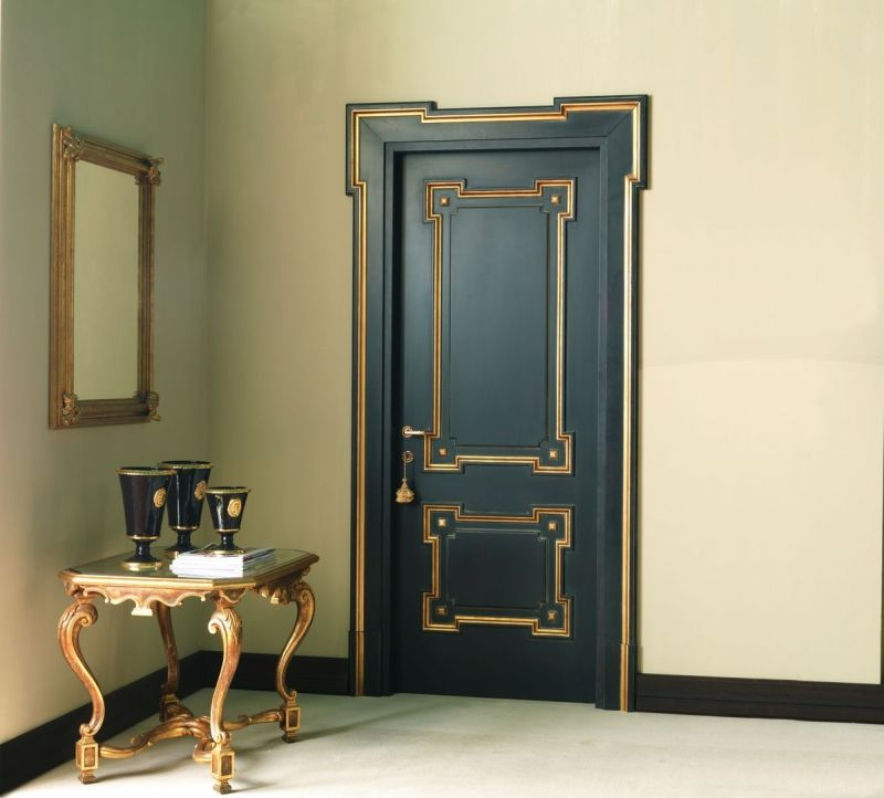 Bolshoi emozioni classic door new design porte for Case esterne classiche