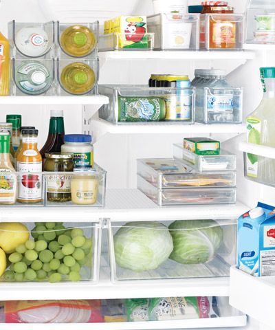 Living Large in Small Spaces - The Kitchen | Freezer organization ...