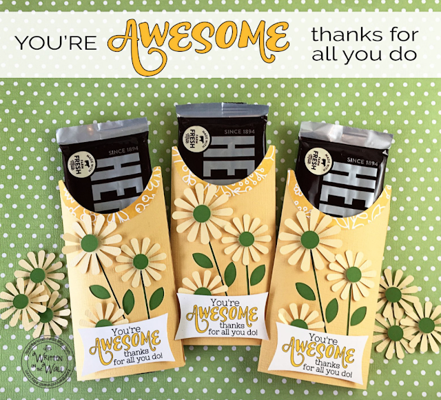 You're Awesome, Thanks For All You Do, Gifts for Employees, Co-Workers, Teachers and More
