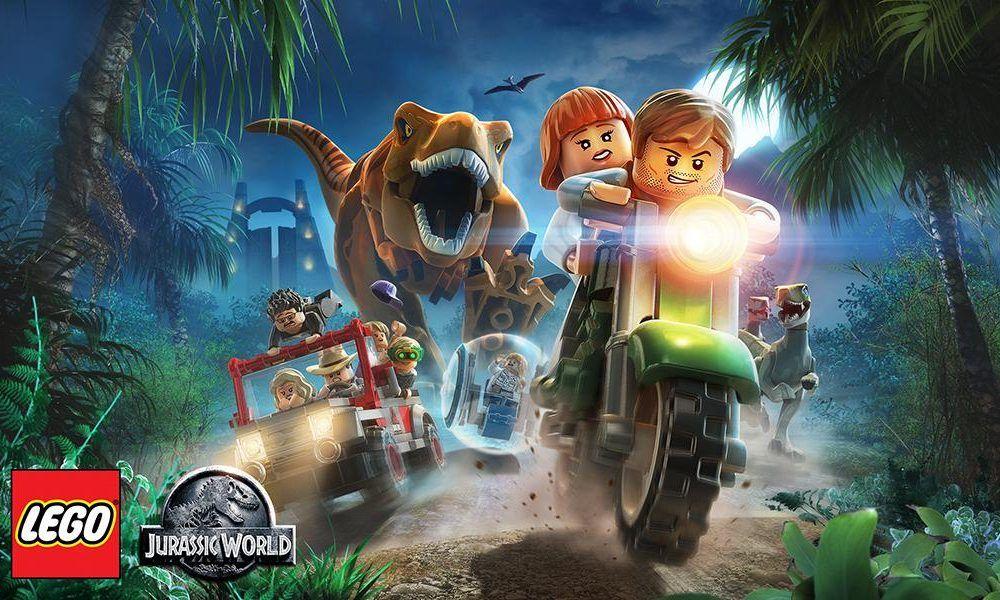 Lego Jurassic World Android Dinosaurio De Lego Juegos De