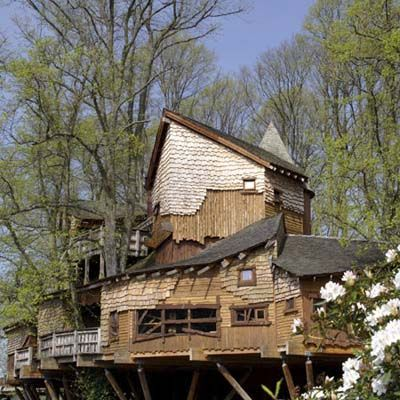 Famous Tree Houses world's wildest houses ii | treehouse, tree houses and treehouses