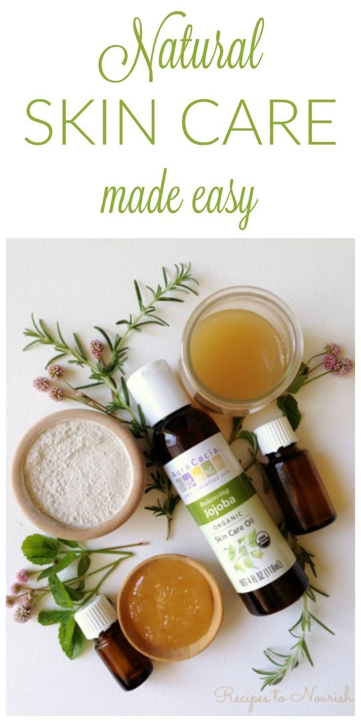 Easy Natural Face Wash Recipe Diy Natural Skincare Organic