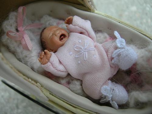 By angelika spring kleine babys stubenwagen