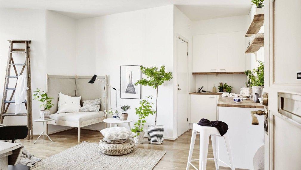 Inspirational Studio Apartment Decorating Ikea
