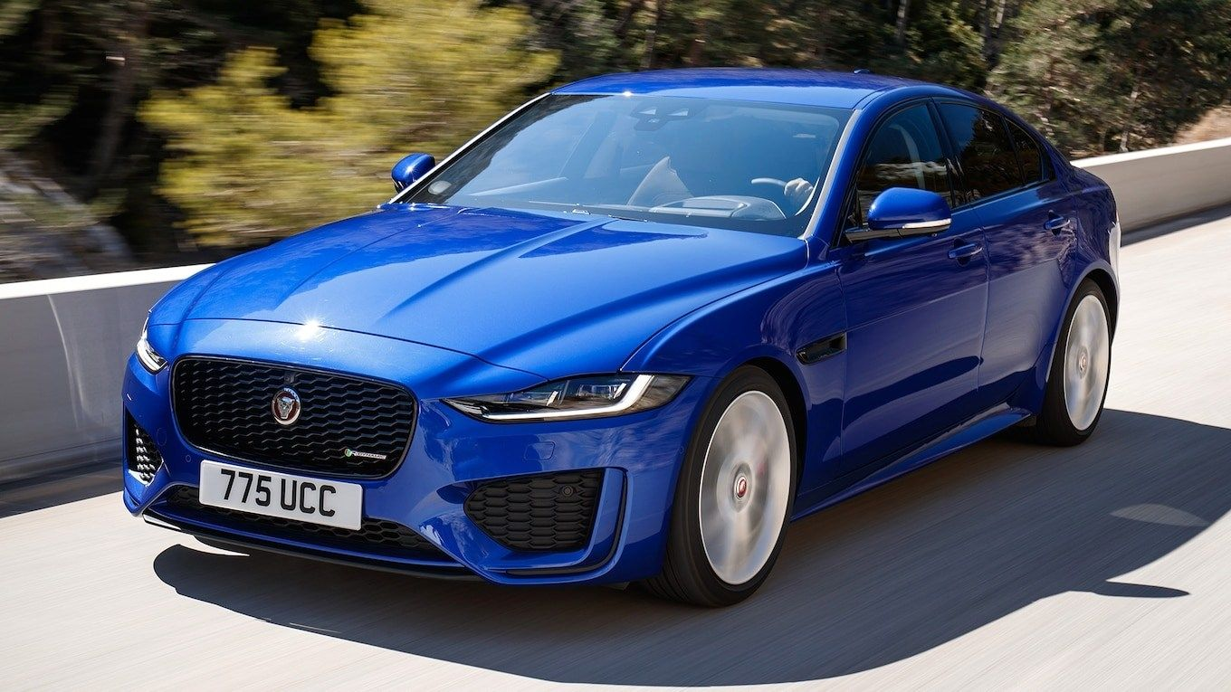 2020 jaguar xe first drive more than one way to skin a