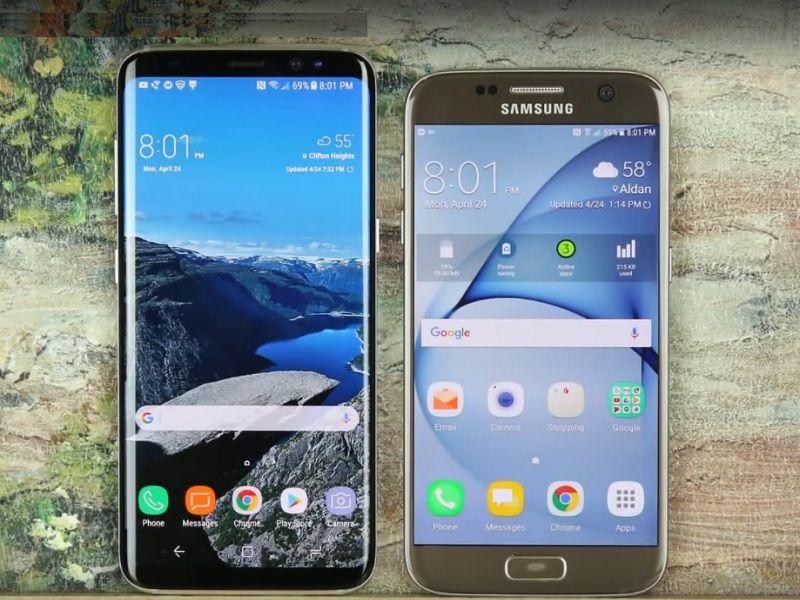 Wechsel Vom Galaxy S7 Zum Galaxy S8 Https Handymitvertrag De Wechsel Vom Galaxy S7 Zum Galaxy S8 Handymitvertragde Handy Handyvertrag Handy Smartphone