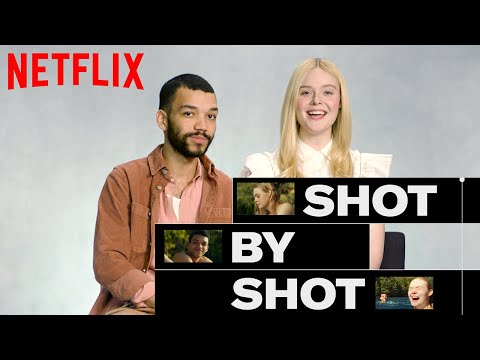 Elle Fanning And Justice Smith Break Down A Scene From All The Bright Places Netflix In 2020 Emotional Scene Elle Fanning Netflix