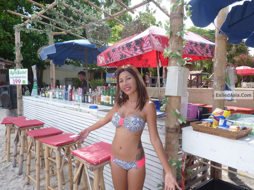 koh samui girls Will be way kinder on your wallet than say koh samui where i live  when  people first visit here, they are shocked to see thai girls with men.