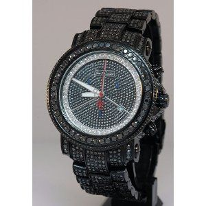 diamond watches for men joe rodeo men s iced out black diamond diamond watches for men joe rodeo men s iced out black diamond watch