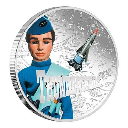 The Thunderbird 1 Silver Coin released by New Zealand Mint is a highly collectible Silver Coin. The Thunderbird 1 Silver Coin has a limited mintage of 5,000 coins. Buy Coins Online. New Zealand Mint, Experts in Collectible Coins & Gifts.