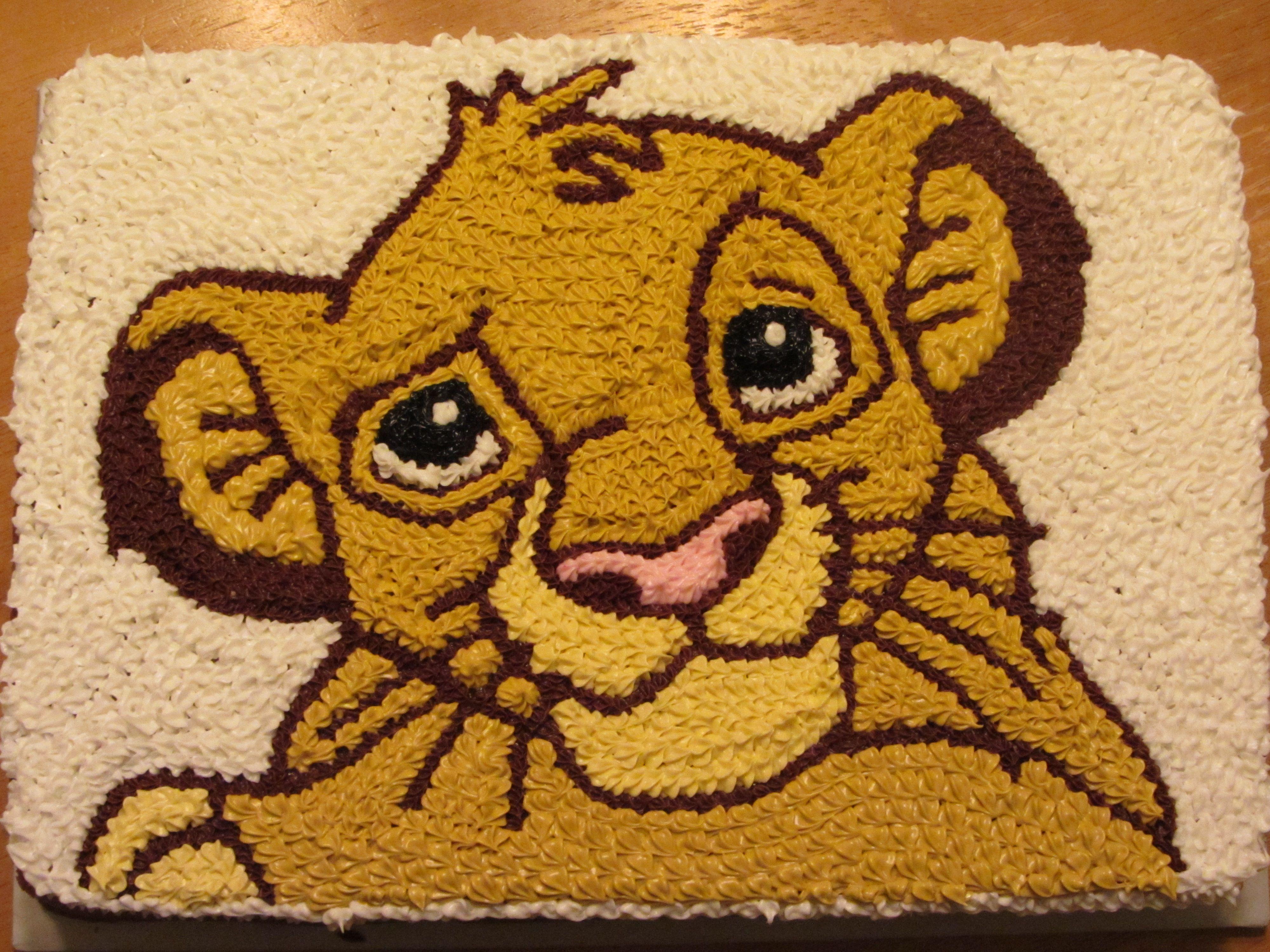 Pumba Cake: Recettes Amusantes, Roi