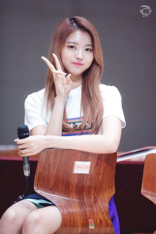 Pin On Pristin Nayoung