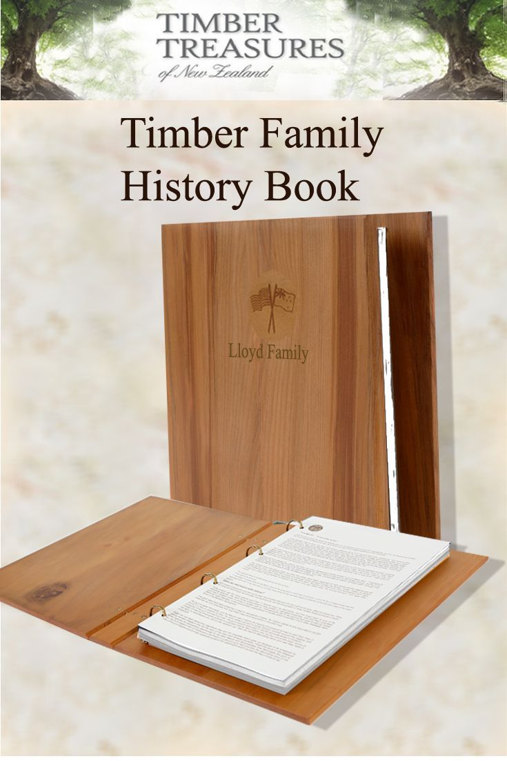 family history ideas our wooden books are perfect for creating your