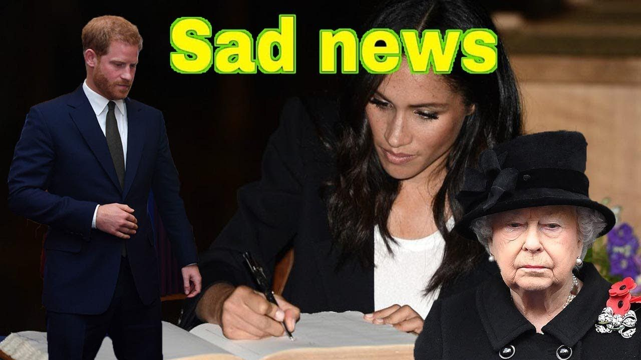 bad news for baby on way why queen can t stop meghan markle from divorcing harry youtube bad news markle meghan markle stop meghan markle from divorcing harry