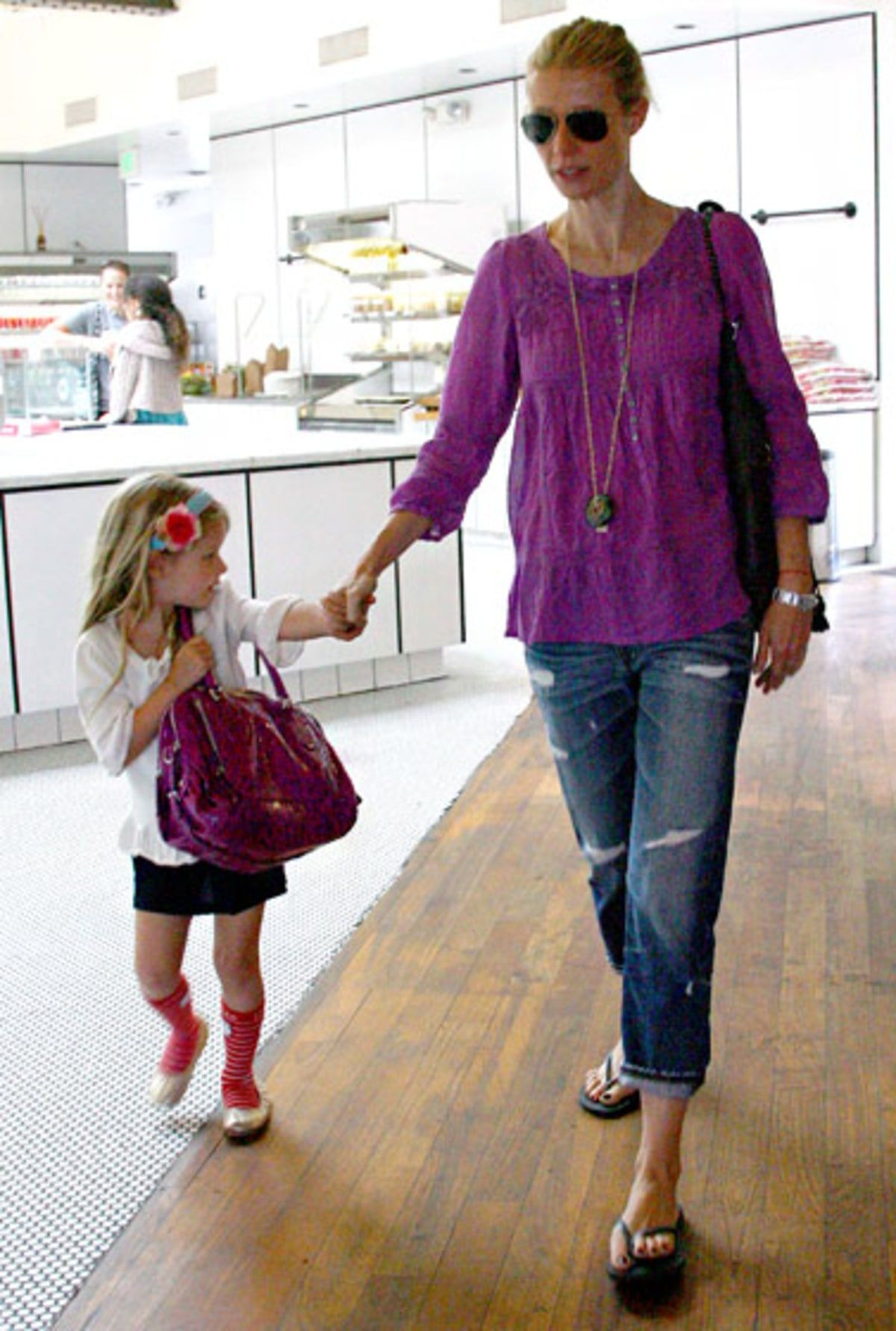 Apple Martin's Cutest Moments With Mom Casual day