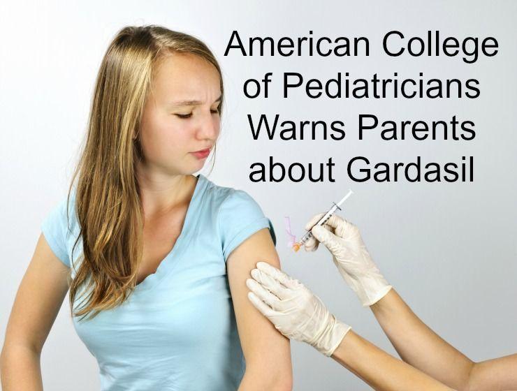 American College of Pediatricians Sounds Alarm About HPV Vaccine - pediatrician job description