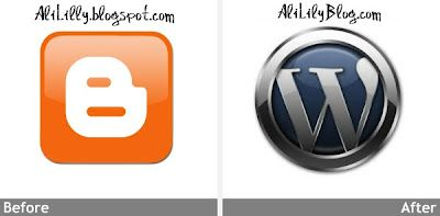 I'm doing the Blogger to WordPress switch!!!