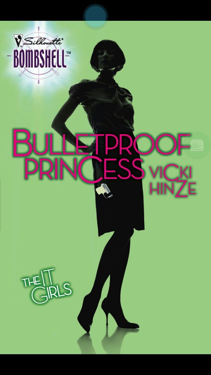 Bulletproof Princess by Vicki Hinze released on Feb 1, 2006 is available now for purchase. https://play.google.com/store/books/details?id=RLI7g39yLqEC