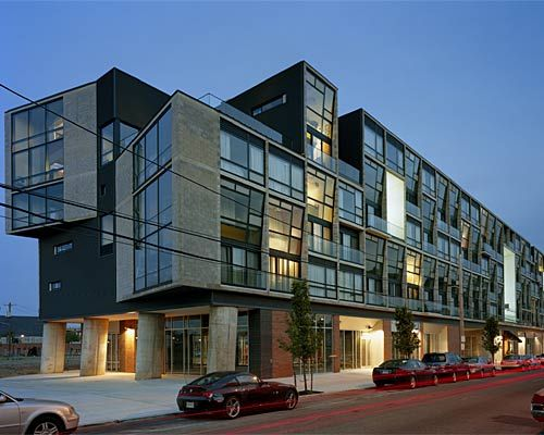 Multifamily housing architectural record architecture for Apartment design considerations