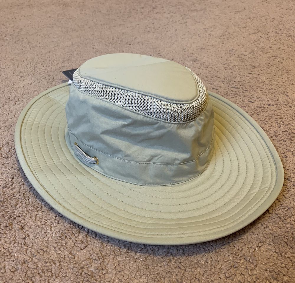 2aaf42ee Tilley LTM6 Size 7 1/2 Airflo Hat Khaki / Olive Brand New NWT ...