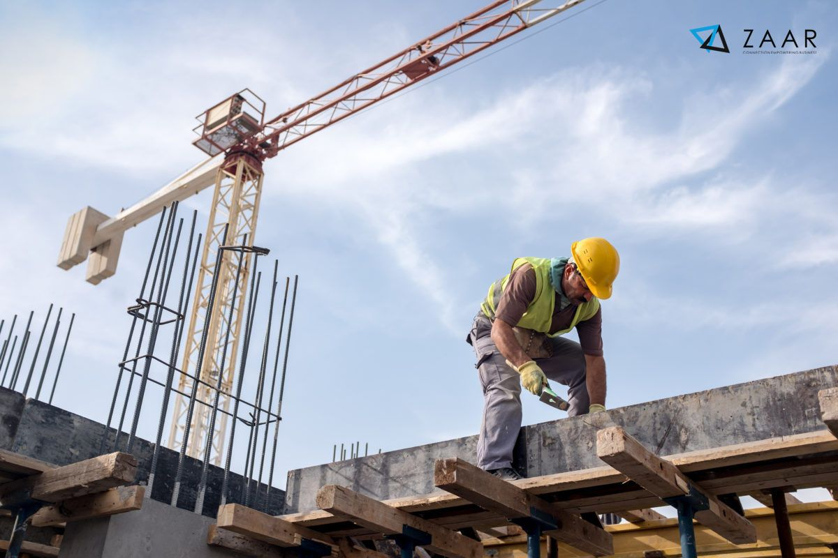 Monitor Your Construction Projects From Anywhere In The World Free Trail Download Now Https Play Construction Site Construction Worker Civil Engineering