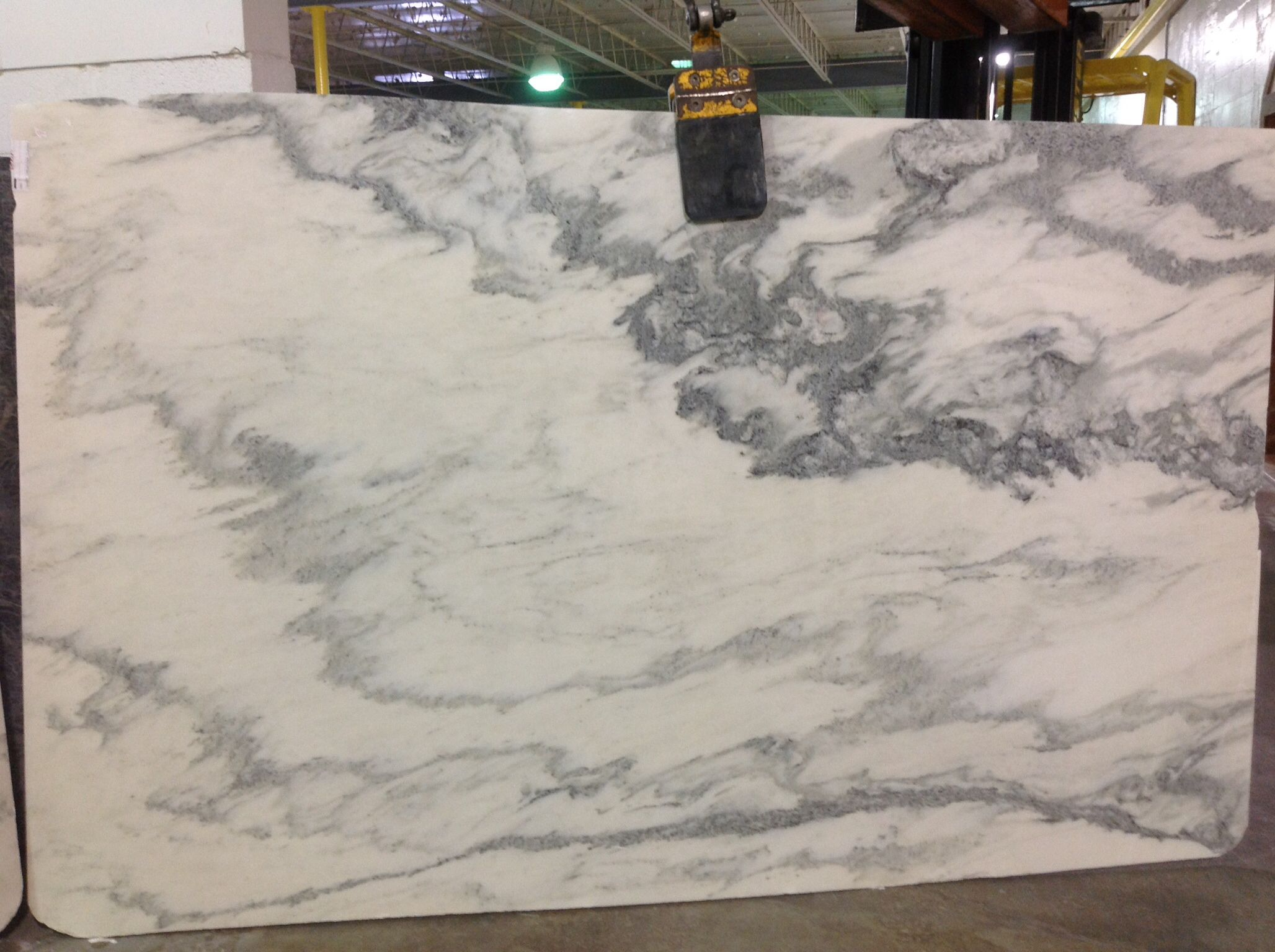 Vermont Danby Marble : Vermont danby montclair marble slabs for kitchen