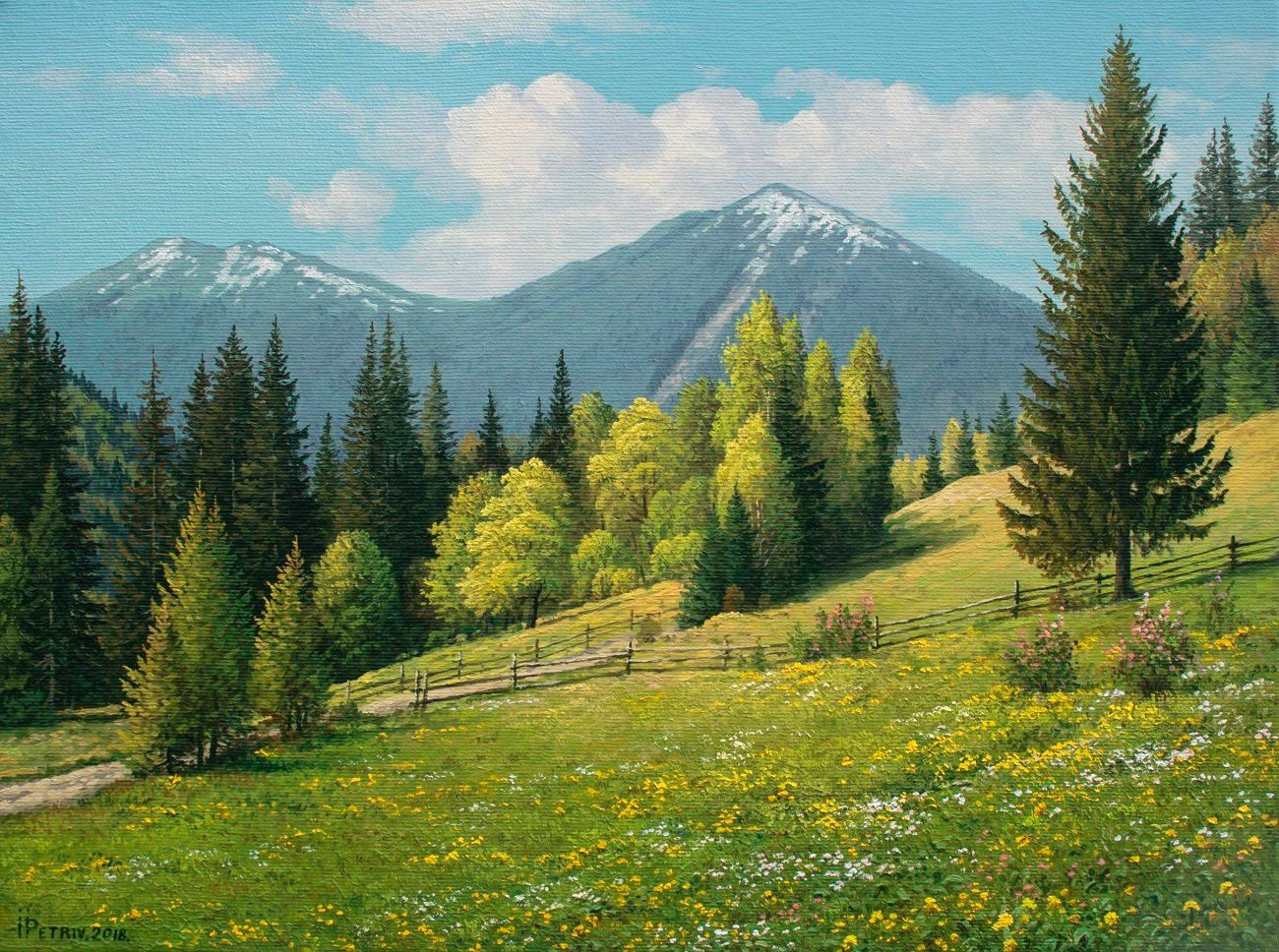 Oil Painting Landscape Oil Painting Mountain Oil Painting Large Landscape Painting Oil Painting Landscape Landscape Oil Paintings Mountain
