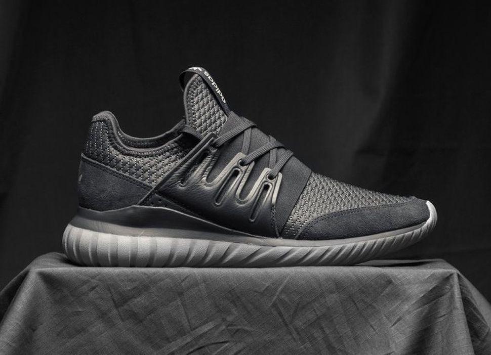 adidas Tubular Radial 'Solid Gris' Magazine EU Kicks Sneaker Magazine Gris' 256d67