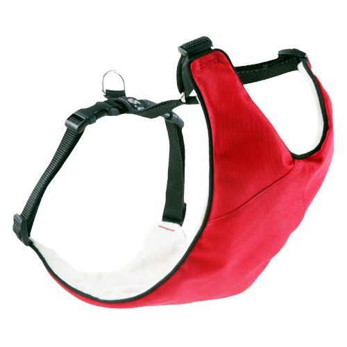 Canine Friendly Vest Harness Small Red Check Out This Great