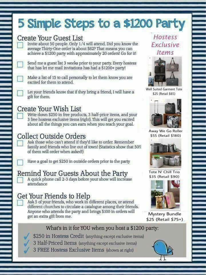 Pin by Malynne Wall-Whisman on 31 products   Pinterest   31 party ...