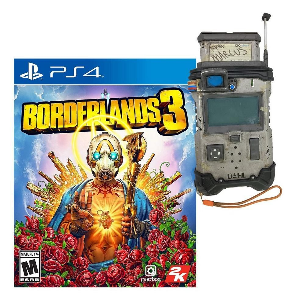 PlayStation 4 Borderlands 3 Super Deluxe Edition and