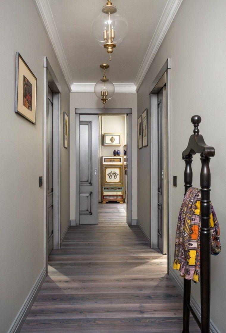 Assez Quelle couleur pour un couloir : astuces aménagement, éclairage  WM53