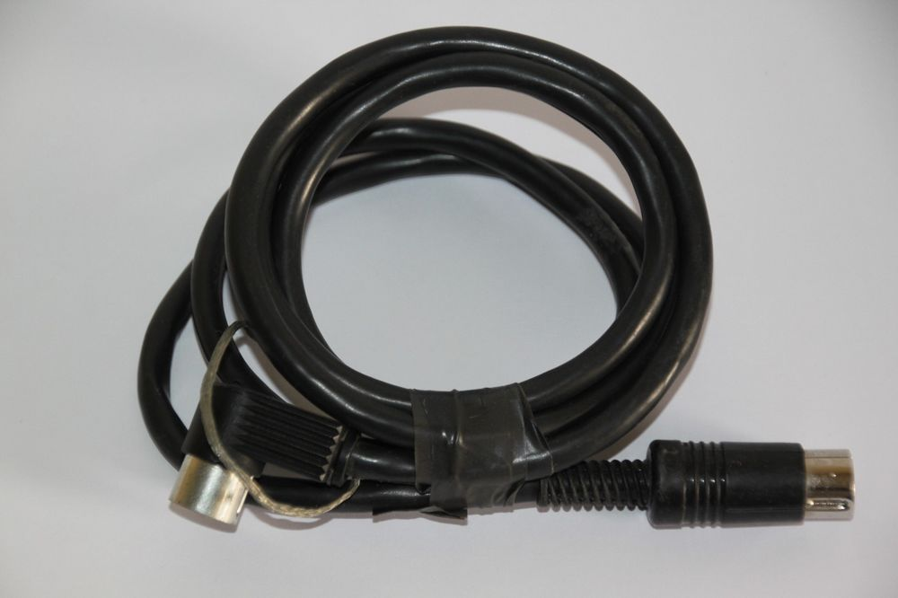 Blaupunkt Sqr Iqr Bamberg Berlin 8 Pin Genuine Din Cable Radio To