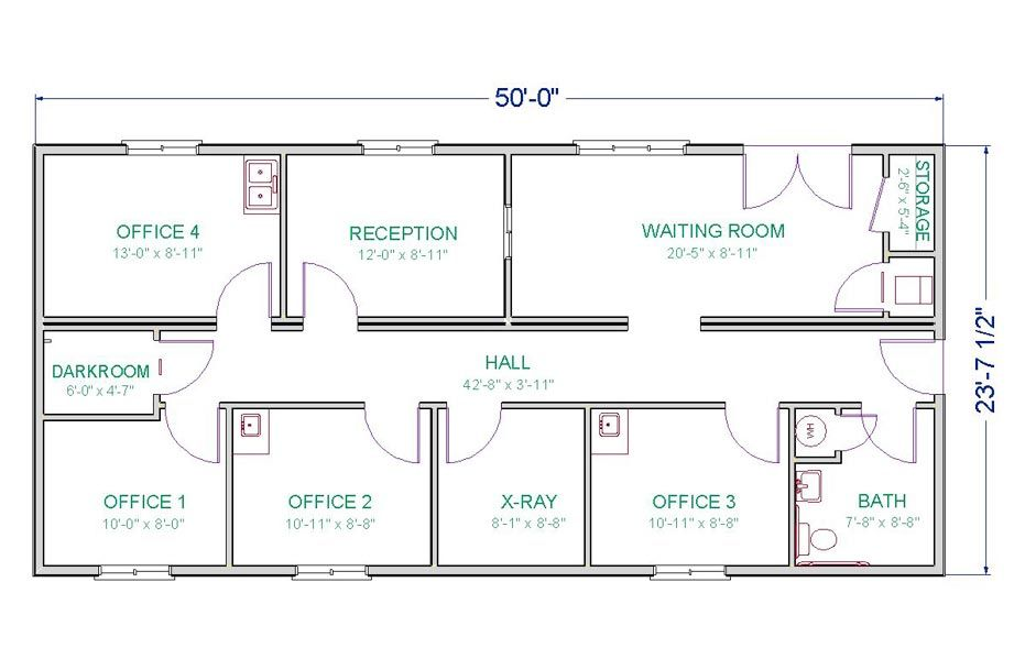 Interior Designs , Consider Brighten Medical Office Design Ideas : Medical  Office Layout Plan