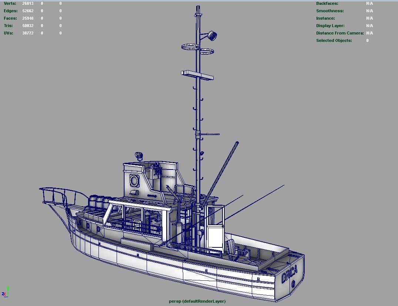 Boat Plans Model Boat Plans Jaws Boat