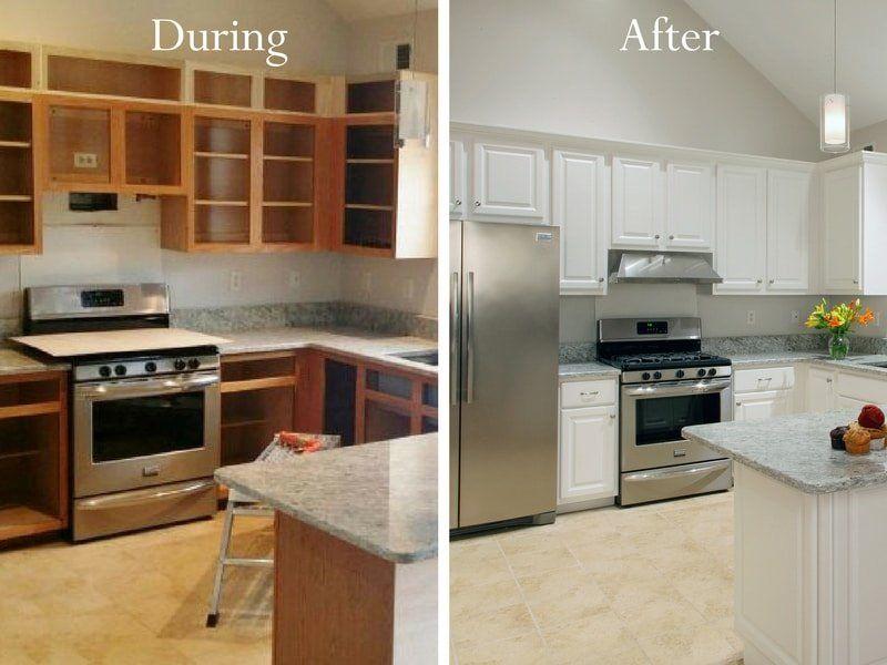 Kitchen Cabinet Refacing Resurfacing In 2020