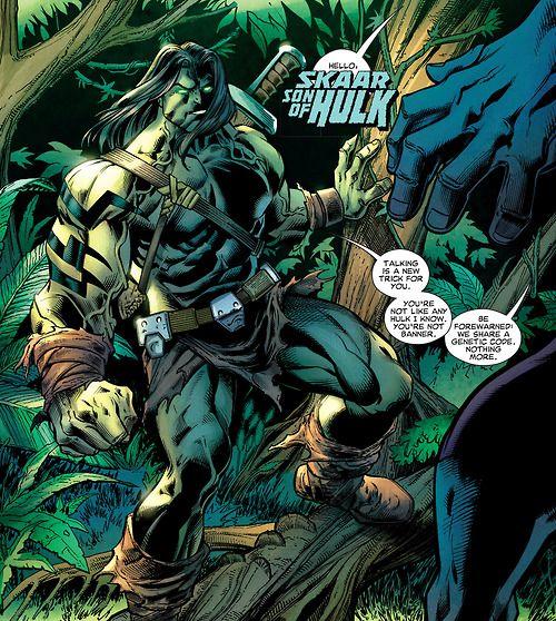 skaar son of hulk comics marvel hulk pinterest super h ros et h ros. Black Bedroom Furniture Sets. Home Design Ideas